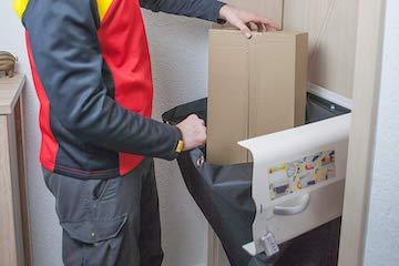 Paketzustellung meinpaketsack